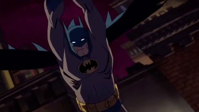 Batman vs TMNT - Trailer 1 - 07