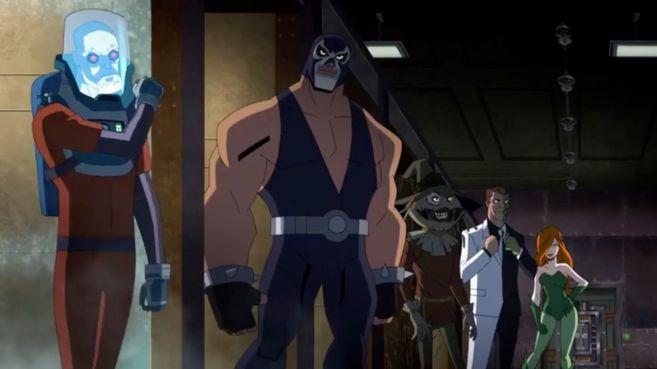 Batman vs TMNT - Trailer 1 - 21