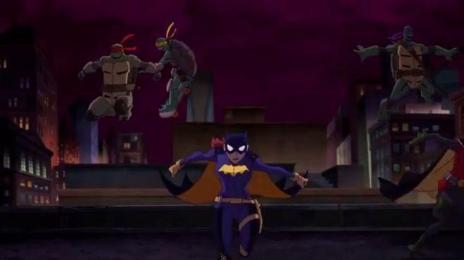 Batman vs TMNT - Trailer 1 - 26