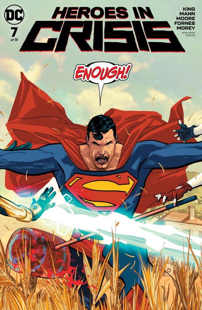 Image result for heroes in crisis 7