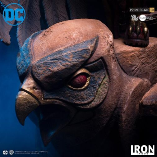 Iron Studios - DC Comics - Hawkman - Closed Wings - 05