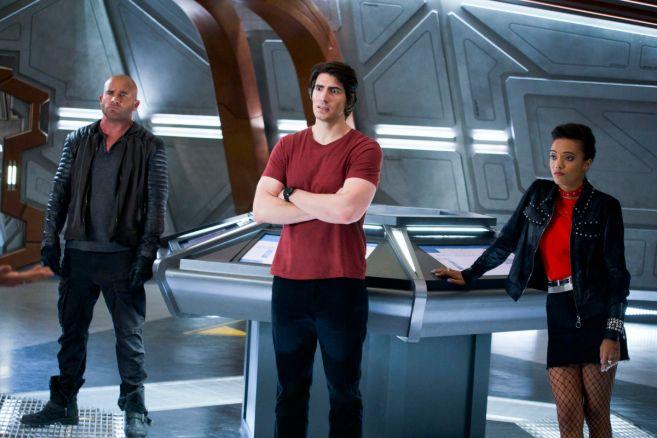 Legends of Tomorrow - Season 4 - Ep 10 - 13