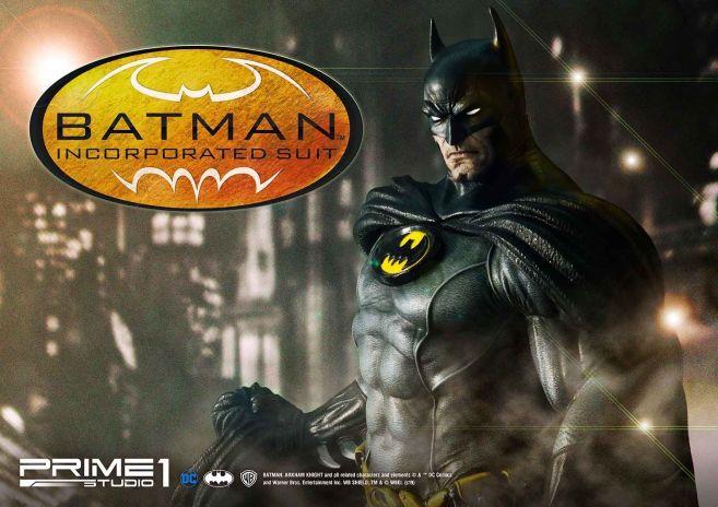 Prime 1 Studio - Batman Arkham Knight - Batman Incorporated Suit - 01