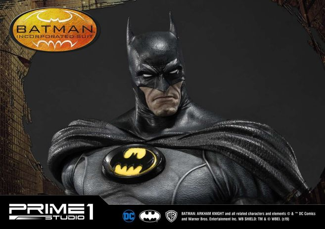 Prime 1 Studio - Batman Arkham Knight - Batman Incorporated Suit - 02
