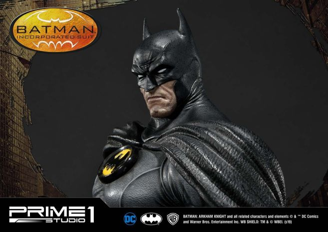 Prime 1 Studio - Batman Arkham Knight - Batman Incorporated Suit - 29