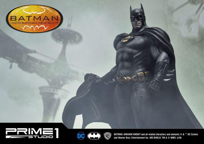 Prime 1 Studio - Batman Arkham Knight - Batman Incorporated Suit - 34