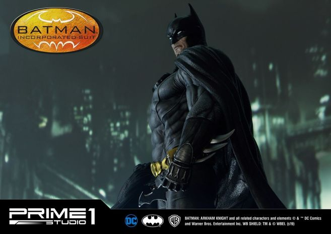Prime 1 Studio - Batman Arkham Knight - Batman Incorporated Suit - 40