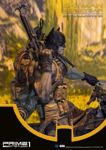 Prime 1 Studio - Batman Zero Year - 12
