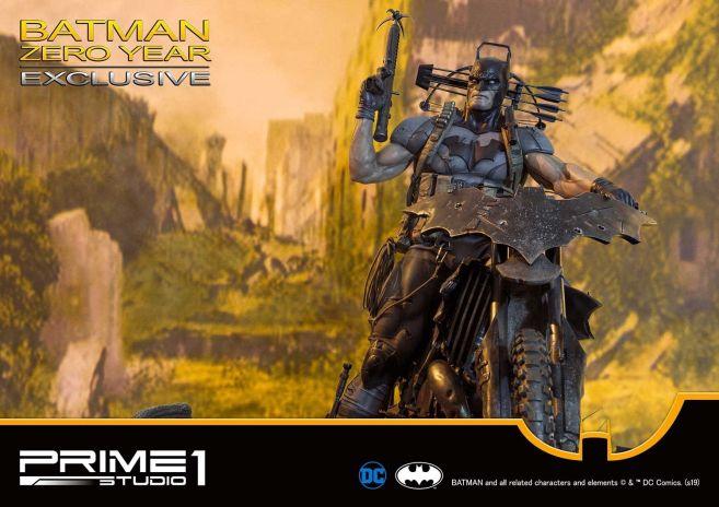 Prime 1 Studio - Batman Zero Year - 16
