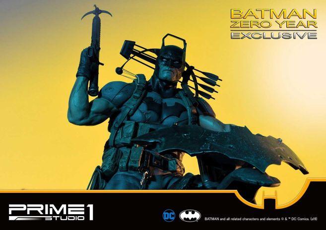 Prime 1 Studio - Batman Zero Year - 17