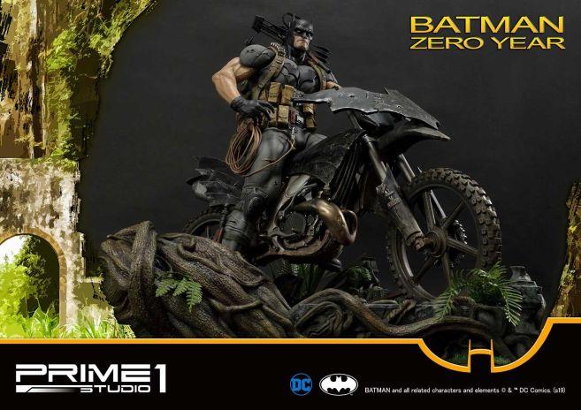 Prime 1 Studio - Batman Zero Year - 24