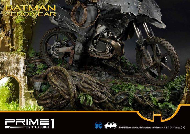 Prime 1 Studio - Batman Zero Year - 25