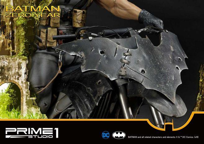 Prime 1 Studio - Batman Zero Year - 27