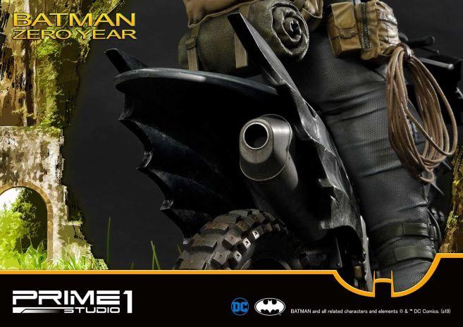 Prime 1 Studio - Batman Zero Year - 29