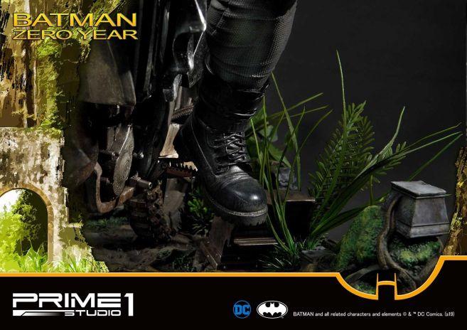 Prime 1 Studio - Batman Zero Year - 32