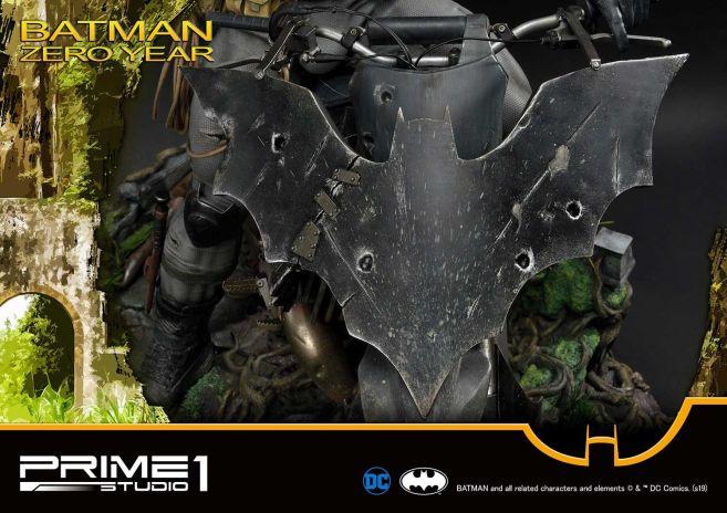 Prime 1 Studio - Batman Zero Year - 34