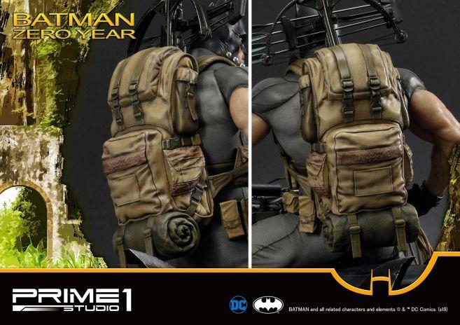 Prime 1 Studio - Batman Zero Year - 37