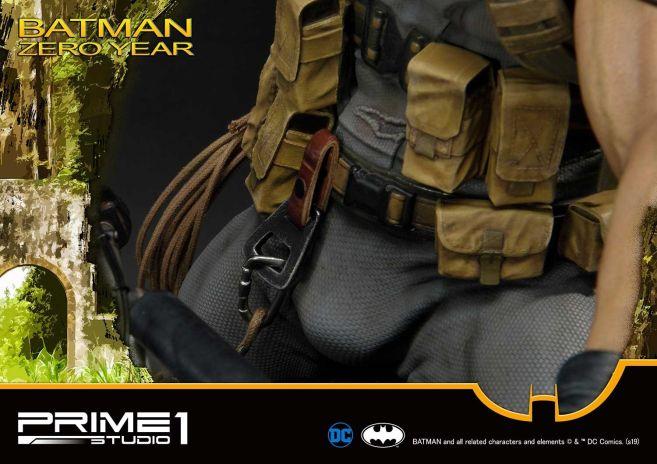 Prime 1 Studio - Batman Zero Year - 38