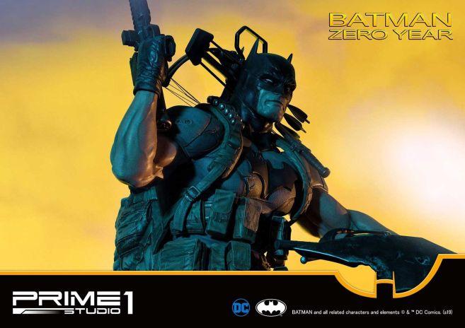 Prime 1 Studio - Batman Zero Year - 43