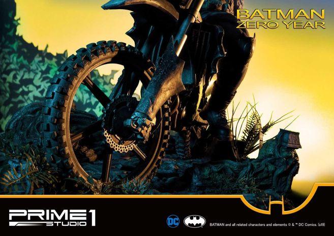 Prime 1 Studio - Batman Zero Year - 47
