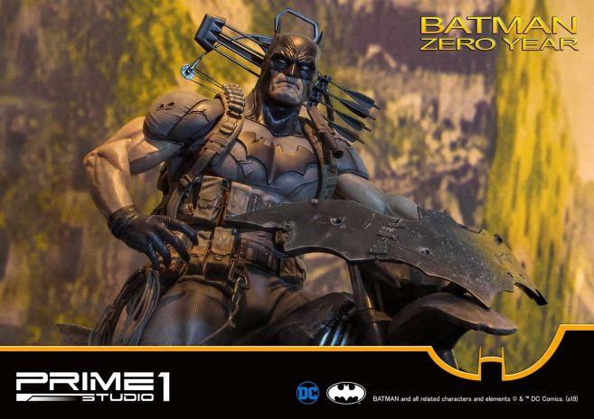 Prime 1 Studio - Batman Zero Year - 48