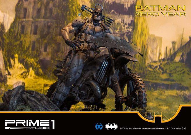 Prime 1 Studio - Batman Zero Year - 49