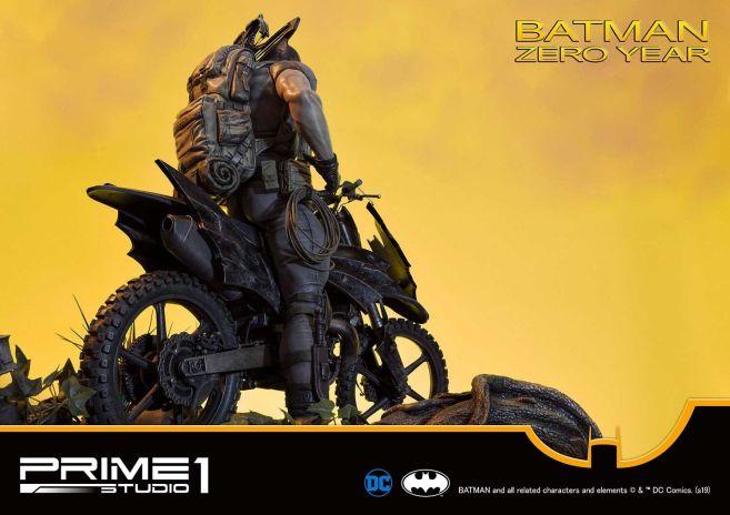 Prime 1 Studio - Batman Zero Year - 57