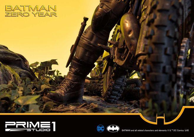 Prime 1 Studio - Batman Zero Year - 58