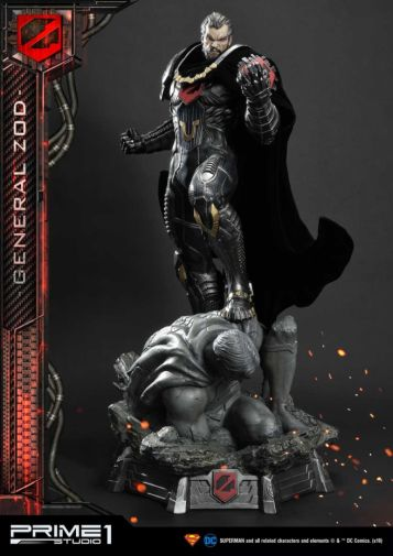 Prime 1 Studio - Superman - General Zod - 04