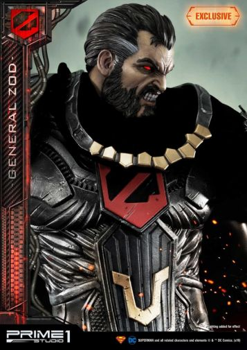 Prime 1 Studio - Superman - General Zod - 13