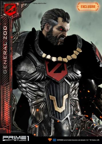 Prime 1 Studio - Superman - General Zod - 14