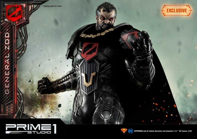 Prime 1 Studio - Superman - General Zod - 21