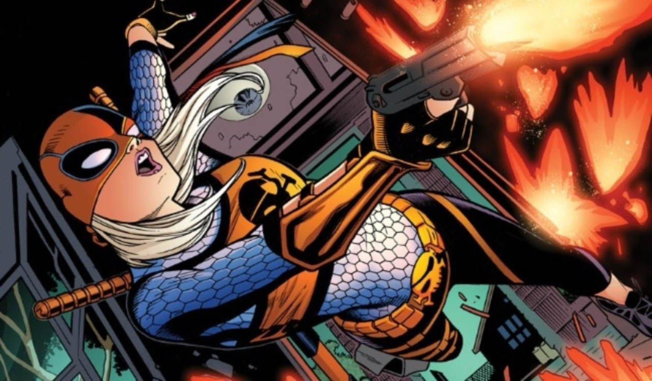 Chelsea T Zhang Cast As Rose Wilson In Titans Season 2 Batman News Since her time as rose wilson/ravager in titans. chelsea t zhang cast as rose wilson in
