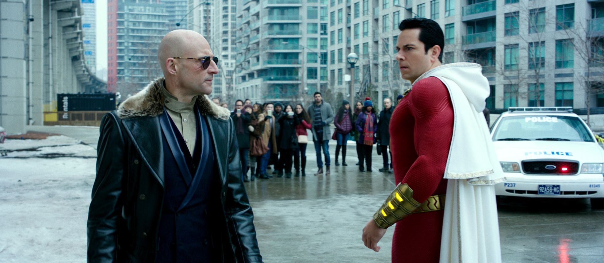 SHAZAM Review- Dr. Sivana and SHAZAM