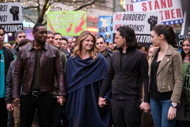 Supergirl - Season 4 - Ep 14 - 15