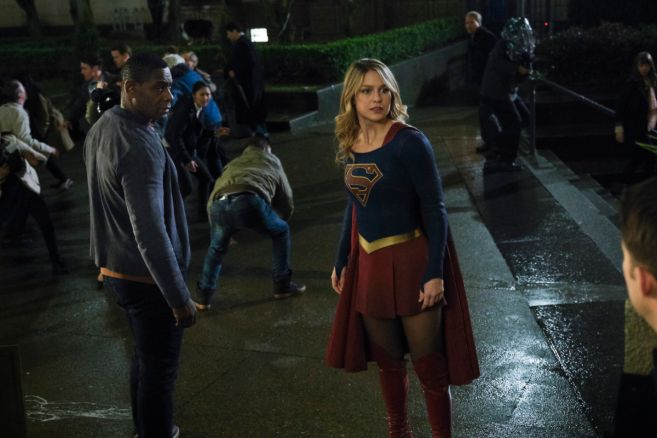 Supergirl - Season 4 - Ep 14 - 17