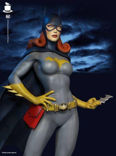 Tweeterhead - Batgirl Statue - 02