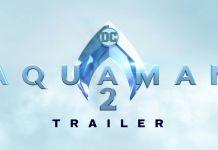 Aquaman 2 trailer April Fools Joke 2019