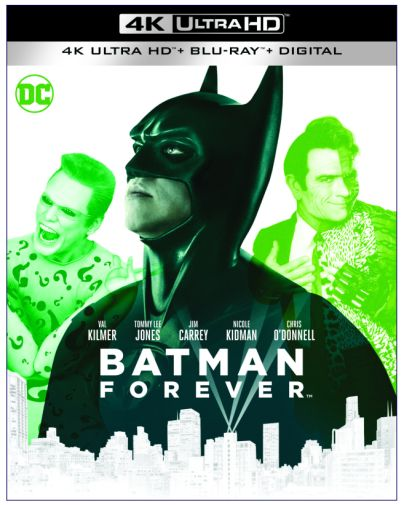 Batman Forever - 4K Cover - 01