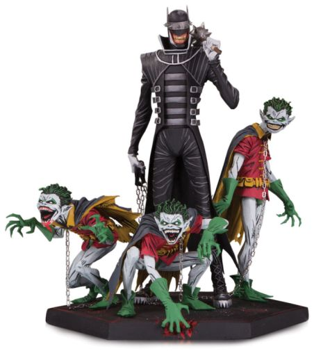 DC Collectibles - December 2019 - Dark Knights Metal - The Batman Who Laughs and Robin Minions - 01