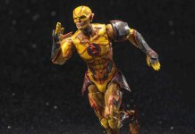 Hiya Toys - Injustice 2 - Reverse Flash - Featured
