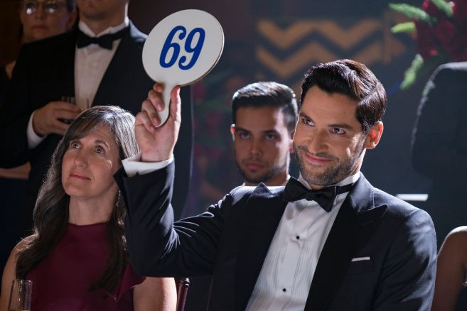 Lucifer - Season 4 - Official Images - 01