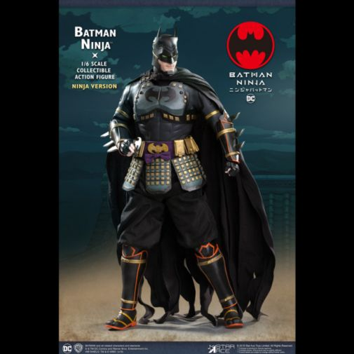 Star Ace Toys - Batman Ninja - Ninja Version - 03
