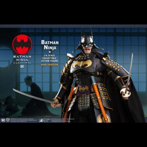 Star Ace Toys - Batman Ninja - War Version - 02