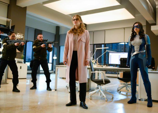 Supergirl - Season 4 - Ep 19 - 01