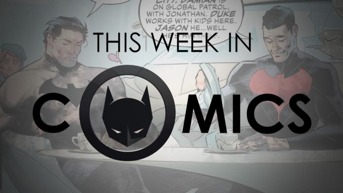 This Week in Comics: It's always sunny in Gotham City | Batman News
