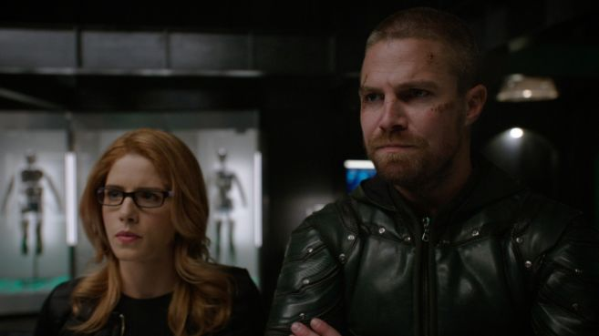 Arrow - Season 7 - Ep 22 - 01
