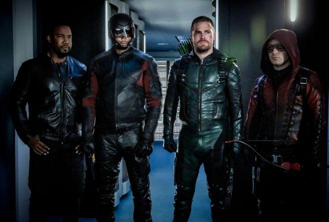 Arrow - Season 7 - Ep 22 - 12