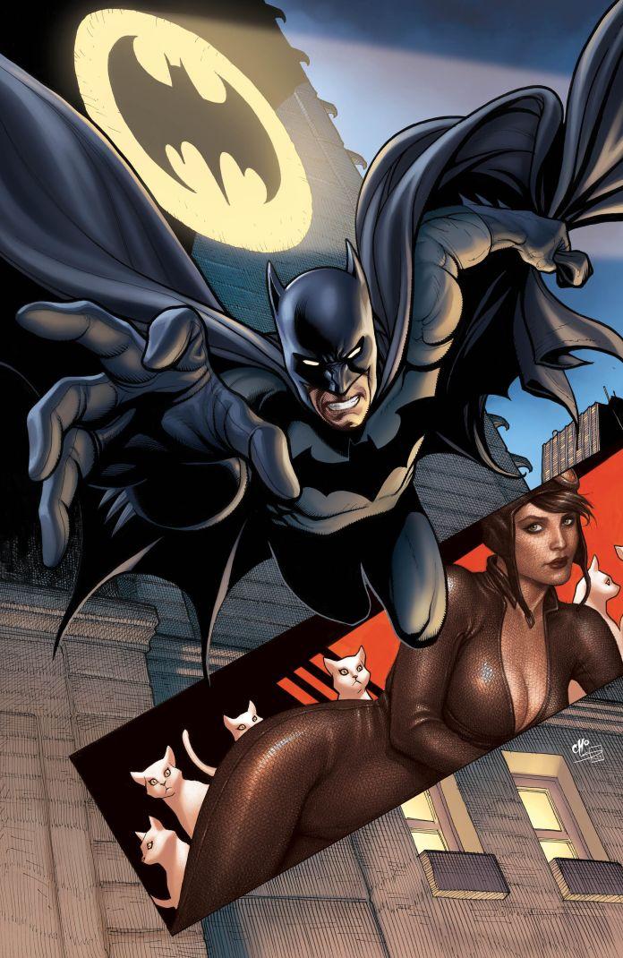 Batman 71 variant cover