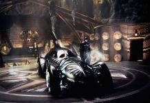 Batman Forever - Batmobile - 01